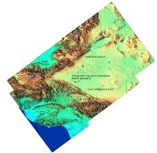 California Fault Map Geotripper The Other California Caught In The Vise The Western