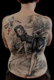 Back Pieces Tattoos Backs Chests Always Forever Studio Tattoos By