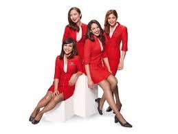 airasia uniform 10 of the most stylish flight attendant uniforms preview