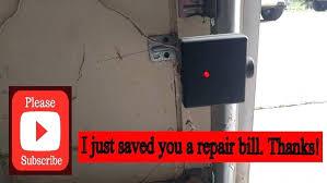 garage door sensor yellow light garage door sensor lights yellow light garage door sensor net garage