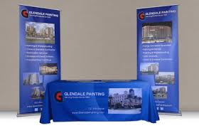 table banners and signs banners exhibit displays gallery tradeshow display exhibits