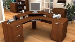 Monarch Specialties L Shaped Desk Desk Bush Cabot L Shaped Desk With Optional Hutch Amazing L