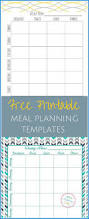 Menu Planner With Grocery List Template Best 20 Meal Plan Templates Ideas On Pinterest Meal Planning