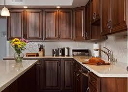 kitchen surprising light walnut kitchen cabinets cute brown