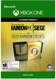 siege microsoft usa amazon com tom clancy s rainbow six siege 600 rainbow six