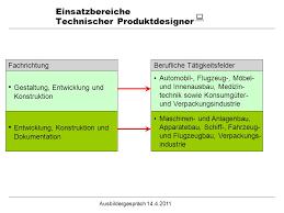 produkt designer neuordnung technischer produktdesigner technischer systemplaner