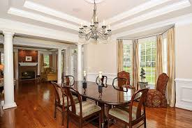 Dining Room Molding Ideas Ceiling Stunning Coffered Ceiling For Charming Ceiling Ideas