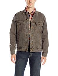 mstyle mens rugged wear distressed washed denim bomber jacket