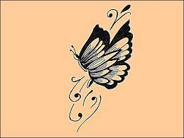 5 henna butterfly designs 7
