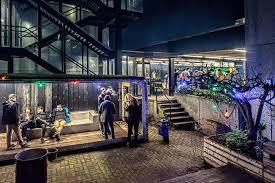 bureau b b amsterdam b bylon rooftop and restaurant bureau