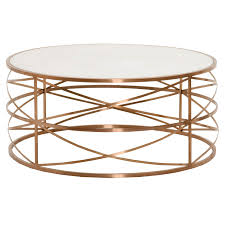 coffee tables beautiful modern bronze round gold coffee table