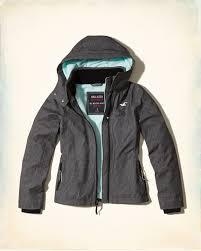 Hollister Clothes For Girls Girls Hollister All Weather Stretch Fleece Lined Jacket Girls