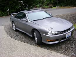 custom nissan 240sx s14 1995 nissan s14 240sx se for sale bremerton washington
