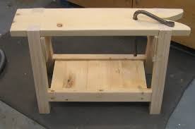 saw bench plans treenovation