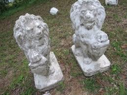 lions statues for sale 37 best lionslionslions images on lions statues concrete