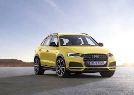 Audi R8 Upgrades - new look for bestseller u2013 audi upgrades premium suv q3 audi