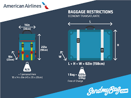american airlines luggage size 2017 american airlines baggage allowance for carry on checked