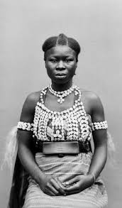 what are african women hairstyles in paris africa dahoméenne studio portrait photograph by prince