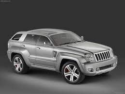 jeep trailhawk jeep trailhawk concept 2007 pictures information u0026 specs