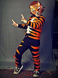 Halloween Costumes Kids Animals 25 Kids Tiger Costume Ideas