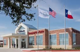 Houston City Flag Pearland Emergency Care Center Houston Methodist