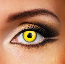 halloween costumes contact lenses pure yellow eyes contact lenses funky eyes funky eyes