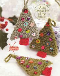 knitted christmas ravelry christmas decoration pattern by susie johns