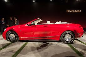 2017 mercedes maybach s650 cabriolet review first impressions