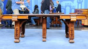 american dining table ca 1895 antiques roadshow pbs