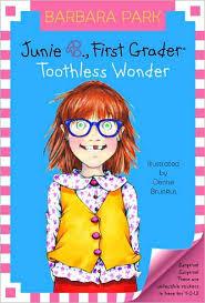 junie b grader toothless book 20 by barbara park