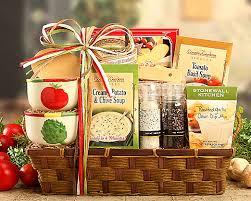 soup gift baskets gourmet baskets