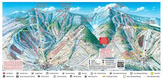 Utah Ski Resort Map by Sugarbush Resort Trail Map U2022 Piste Map U2022 Panoramic Mountain Map