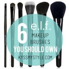 six e l f brushes you should own i bought all of these for under 15 instead