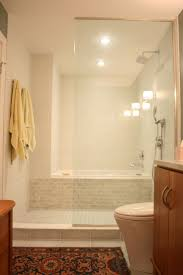 best 25 condo bathroom ideas on pinterest small bathroom neat idea for long narrow baths to make them seem bigger bathtub