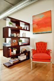 room divider bookcase home office traditional with work table