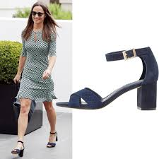 pippa middleton u0027s affordable shoes instyle com