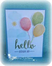 284 best balloon celebration stampin u0027 up images on pinterest