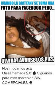Memes Para Facebook En Espaã Ol - cuando la brittany se toma una foto para facebook pero