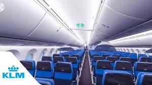 Klm Economy Comfort Klm Dreamliner Boeing 787 In 360 Degrees Youtube