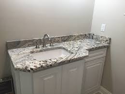 Vanity Countertops With Sink 011typhoon Bordeaux Granite Vanity With Undermount Sink Jpg