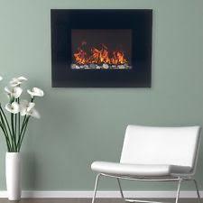 Electric Wallmount Fireplace Wall Mount Fireplace Ebay