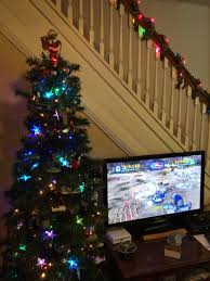 remove lights from pre lit tree the geek tree nuketown