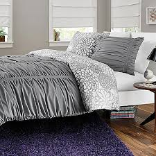 light gray twin comforter buy gray twin bed comforter sets from bath beyond with regard to xl