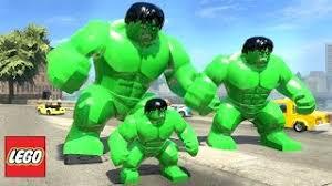 bomb blue hulk blue venom battle lego marvel super