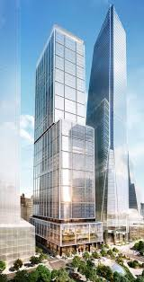 foster partners plans 50 hudson yards for new york