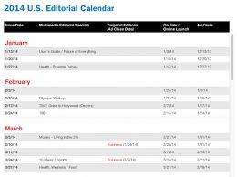 editorial calendar templates saneme