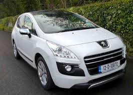 peugeot 3008 2012 irish car travel magazine road test peugeot 3008 hybrid4