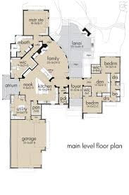 Spanish Floor Plans House Plans With Atrium House Plans With Atrium In Middle House