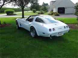 1978 white corvette 1978 chevrolet in pennsylvania for sale used cars on buysellsearch