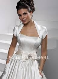 wedding dresses with bolero wholesale bolero jackets for wedding dresses overlay wedding dresses